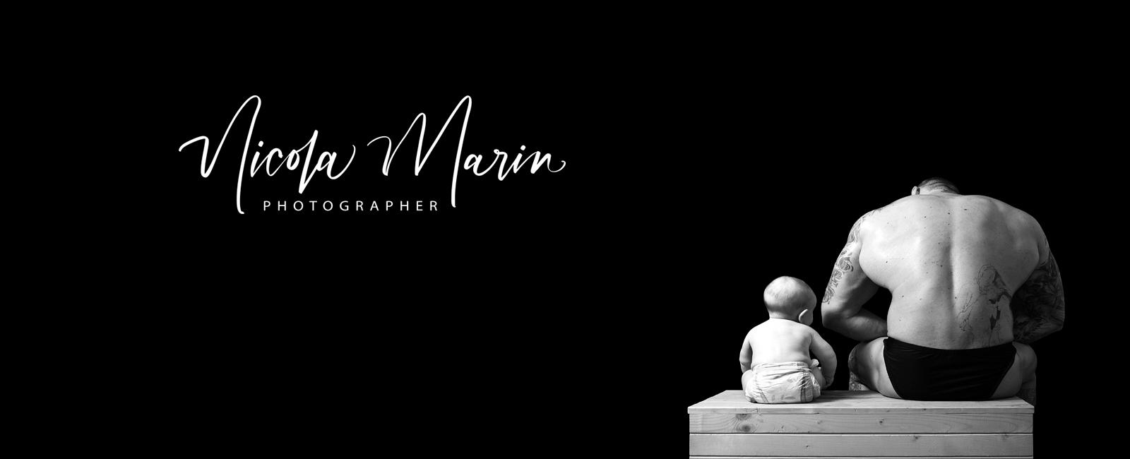 Photographer Nicola Marin